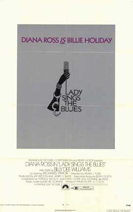 Lady Sings the Blues - 11 x 17 Movie Poster - Style C