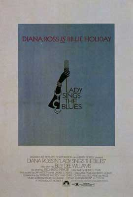 Lady Sings the Blues - 27 x 40 Movie Poster - Style A