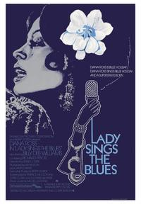 Lady Sings the Blues - 43 x 62 Movie Poster - Bus Shelter Style A