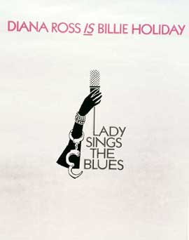 Lady Sings the Blues - 27 x 40 Movie Poster - Style C