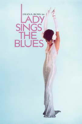 Lady Sings the Blues - 27 x 40 Movie Poster - Style E