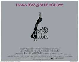 Lady Sings the Blues - 11 x 14 Movie Poster - Style A