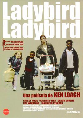 Ladybird, Ladybird - 27 x 40 Movie Poster - Spanish Style A