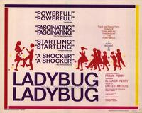 Ladybug Ladybug - 22 x 28 Movie Poster - Half Sheet Style A