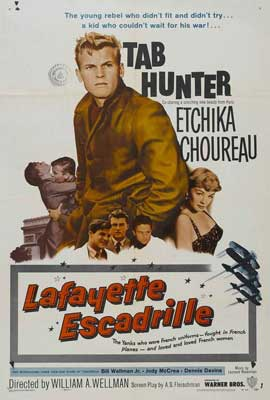 Lafayette Escadrille - 27 x 40 Movie Poster - Style A