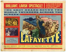 Lafayette - 11 x 14 Movie Poster - Style A