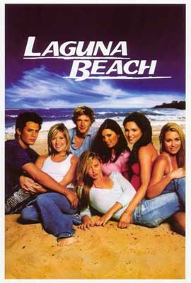 Laguna Beach: The Real Orange County - 27 x 40 TV Poster - Style A