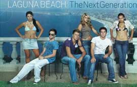 Laguna Beach: The Real Orange County - 11 x 17 TV Poster - Style B