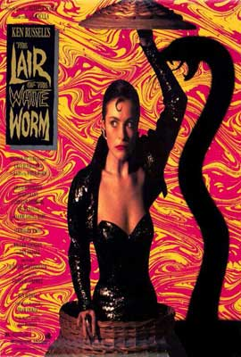 The Lair of the White Worm - 27 x 40 Movie Poster - Style A