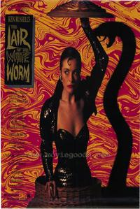 The Lair of the White Worm - 43 x 62 Movie Poster - Bus Shelter Style A