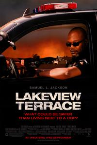 Lakeview Terrace - 43 x 62 Movie Poster - Bus Shelter Style A