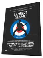 """Lambert & Stamp"" Movie Poster"