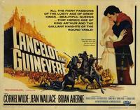 Lancelot and Guinevere - 11 x 14 Movie Poster - Style A