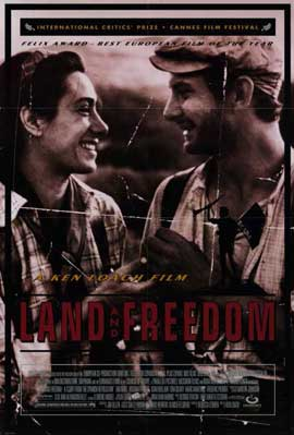 Land and Freedom - 11 x 17 Movie Poster - Style A