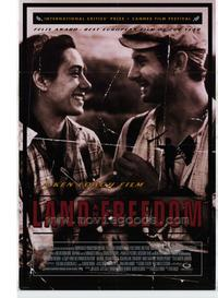 Land and Freedom - 43 x 62 Movie Poster - Bus Shelter Style A