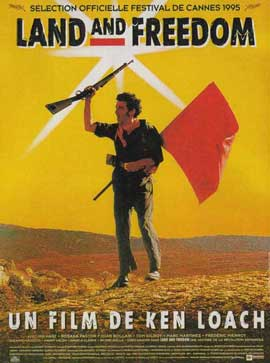Land and Freedom - 11 x 17 Movie Poster - French Style A