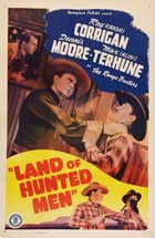 Land of Hunted Men - 11 x 17 Movie Poster - Style B