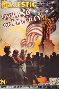 Land of Liberty - 27 x 40 Movie Poster - Style A