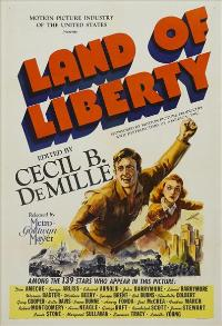 Land of Liberty - 27 x 40 Movie Poster - Style B