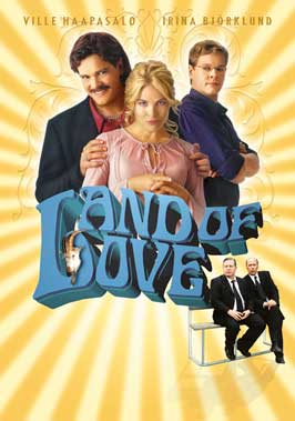Land of Love - 11 x 17 Movie Poster - Style A