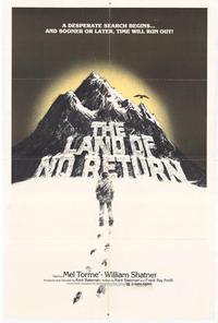 Land of No Return - 27 x 40 Movie Poster - Style A