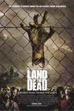 Land of the Dead - 11 x 17 Movie Poster - Style B