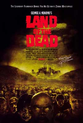 Land of the Dead - 27 x 40 Movie Poster - Style A
