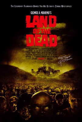 Land of the Dead - 11 x 17 Movie Poster - Style A