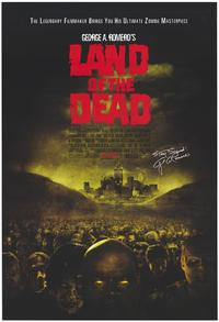 Land of the Dead - 43 x 62 Movie Poster - Bus Shelter Style A