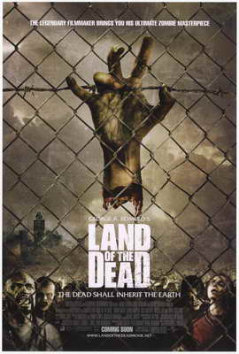 Land of the Dead - 27 x 40 Movie Poster - Style B