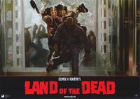 Land of the Dead - 11 x 14 Poster German Style B