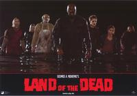 Land of the Dead - 11 x 14 Poster German Style C