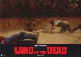 Land of the Dead - 11 x 14 Poster German Style D