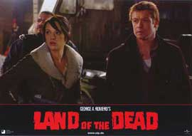 Land of the Dead - 11 x 14 Poster German Style G