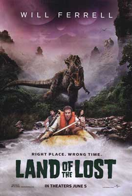 Land of the Lost - 11 x 17 Movie Poster - Style A