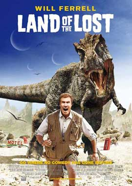 Land of the Lost - 27 x 40 Movie Poster - UK Style A