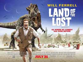 Land of the Lost - 11 x 17 Movie Poster - UK Style B
