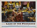 Land of the Pharaohs - 11 x 14 Movie Poster - Style D