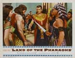 Land of the Pharaohs - 11 x 14 Movie Poster - Style H
