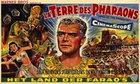 Land of the Pharaohs - 27 x 40 Movie Poster - Foreign - Style A