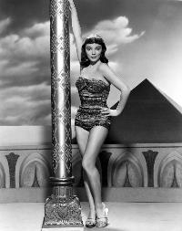 Land of the Pharaohs - 8 x 10 B&W Photo #1