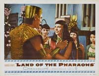 Land of the Pharaohs - 11 x 14 Movie Poster - Style C