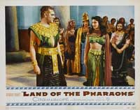Land of the Pharaohs - 11 x 14 Movie Poster - Style F