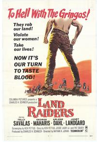 Land Raiders - 11 x 17 Movie Poster - Style A