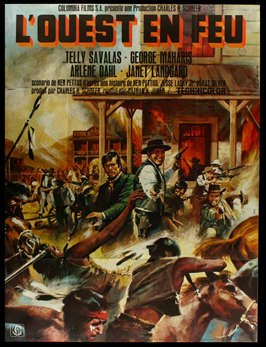 Land Raiders - 11 x 17 Movie Poster - French Style A