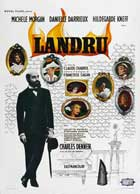 Landru - 27 x 40 Movie Poster - Belgian Style A