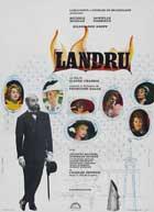Landru - 11 x 17 Movie Poster - French Style B