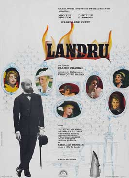 Landru - 27 x 40 Movie Poster - French Style B