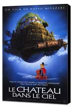Laputa: Castle in the Sky - 11 x 17 Poster - Foreign - Style A - Museum Wrapped Canvas