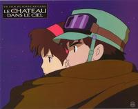 Laputa: Castle in the Sky - 8 x 10 Color Photo Foreign #3